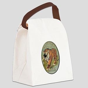 Continental Palace Saigon Canvas Lunch Bag