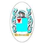 Aubrey Sticker (Oval 10 pk)