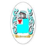 Aubrey Sticker (Oval 50 pk)