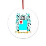 Aubrey Ornament (Round)