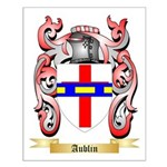 Aublin Small Poster