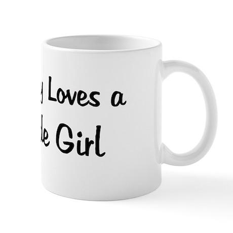 Lakeside Girl Mug