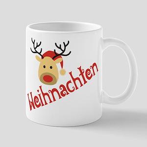 weihnachten Mug