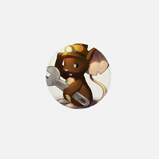 Cool Shaman Mini Button (100 pack)