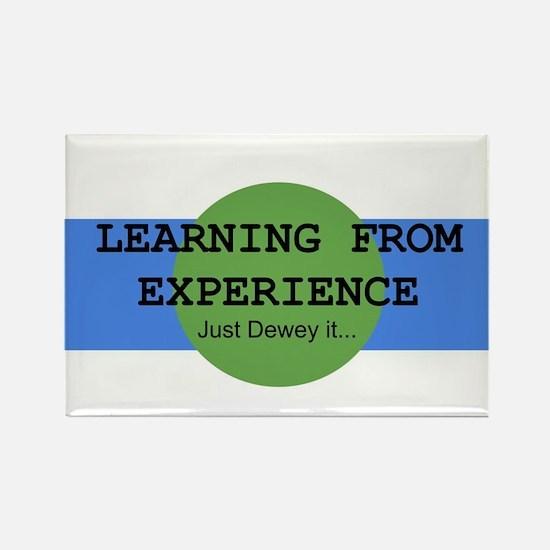 Just Dewey It Rectangle Magnet