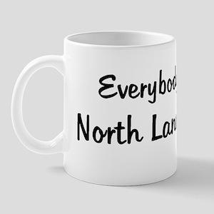 North Lancaster Girl Mug
