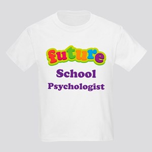 Future School Psychologist Kids Light T-Shirt