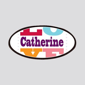 I Love Catherine Patches