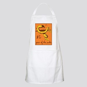 year of the snake Apron