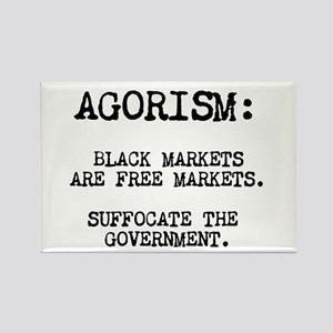 Agorism: Black Markets Are Free Markets Rectangle
