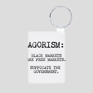 Agorism: Black Markets Are Free Markets Aluminum P