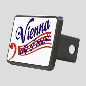 vienna Rectangular Hitch Cover