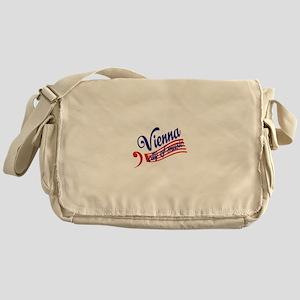 vienna Messenger Bag
