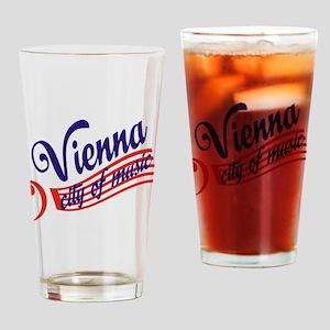 vienna Drinking Glass