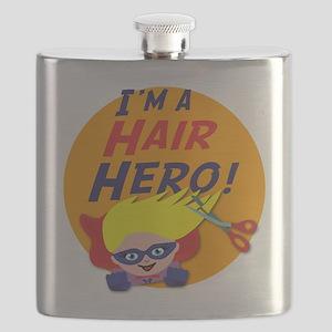 Im a Hair Hero Flask