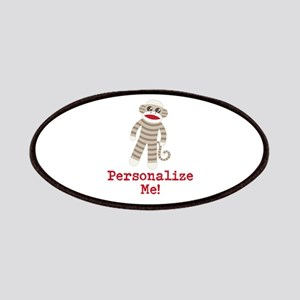 Classic Sock Monkey Patches