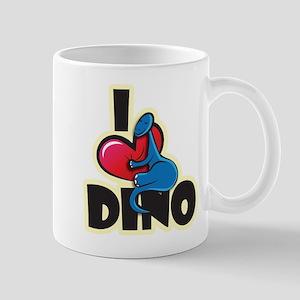 I Love Dino Mug
