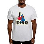 I Love Dino Light T-Shirt