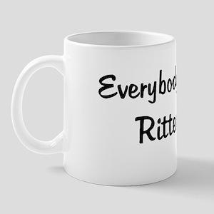 Ritter Girl Mug