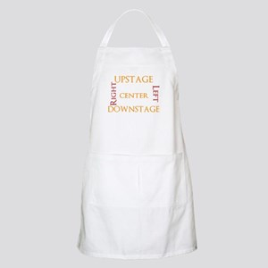 Stage Directions! Apron