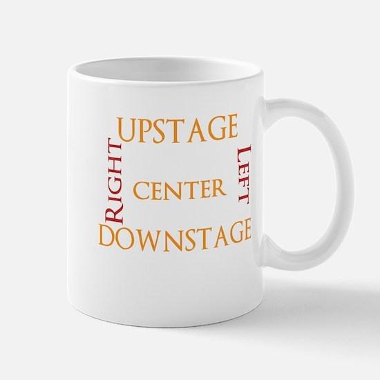 Stage Directions! Mug