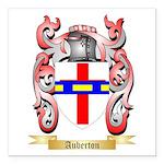 Auberton Square Car Magnet 3