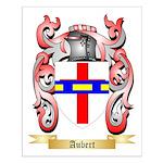 Aubert Small Poster