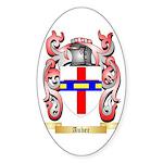 Auber Sticker (Oval)
