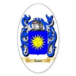 Aubel Sticker (Oval 50 pk)