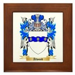 Atwood Framed Tile