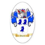 Atwill Sticker (Oval 50 pk)