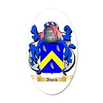 Atwick Oval Car Magnet