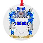 Attwood Round Ornament
