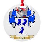 Attwill Round Ornament