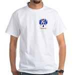 Attwell White T-Shirt