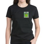 Attrie Women's Dark T-Shirt