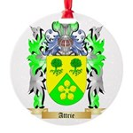 Attrie Round Ornament