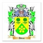 Attrie Square Car Magnet 3