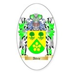 Attrie Sticker (Oval)