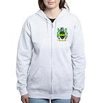 Attoc Women's Zip Hoodie