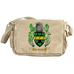 Attoc Messenger Bag