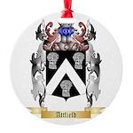 Attfield Round Ornament