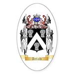 Attfield Sticker (Oval 50 pk)