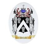Attfield Ornament (Oval)