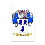 Attewell 35x21 Wall Decal