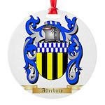 Atterbury Round Ornament