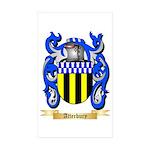 Atterbury Sticker (Rectangle 50 pk)