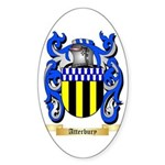 Atterbury Sticker (Oval)