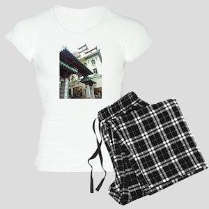 Chinatown, San Francisco Women's Light Pajamas