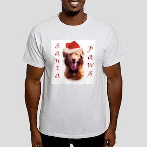 Santa Paws Nova Scotia Ash Grey T-Shirt